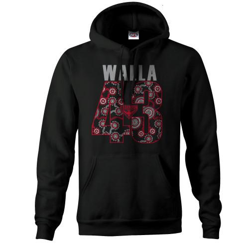 Essendon Walla 43 Kids Hoody