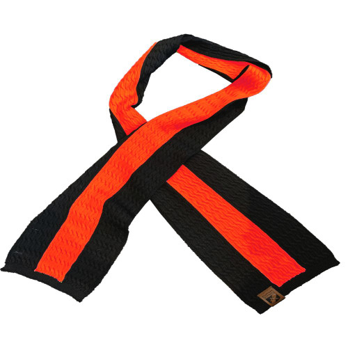 Essendon Merino Wool Classic Cable Scarf
