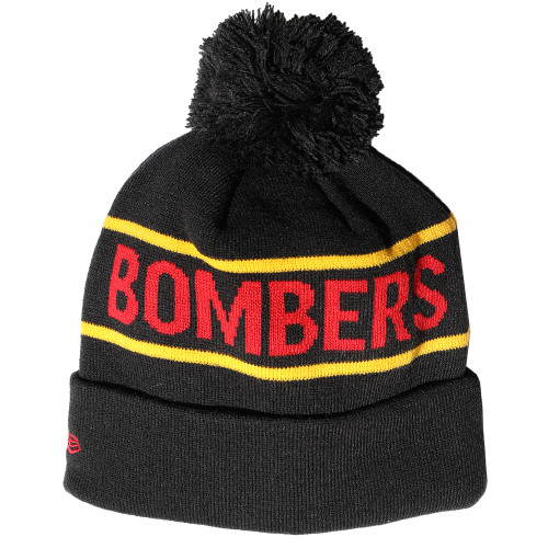 Essendon New Era 2020 Dreamtime Black Beanie