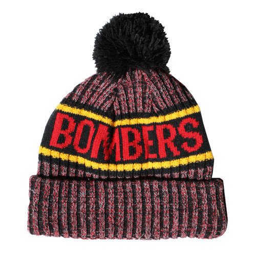 Essendon New Era 2020 Dreamtime Red Fleck Beanie