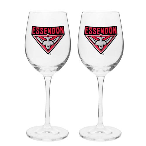 Essendon Wine Glass 2 Pack