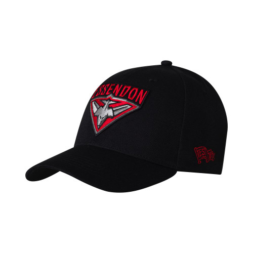 Essendon Adults Staple Cap