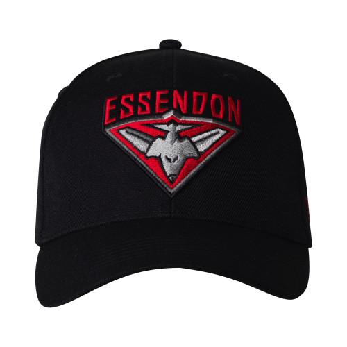 Essendon Adults Staple Cap