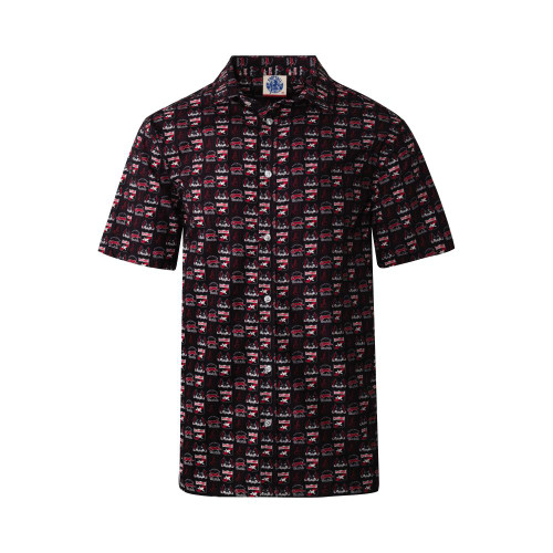 Essendon Mens Summer Fun Shirt