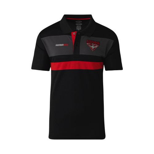 Essendon Members 2021 Adult Polo