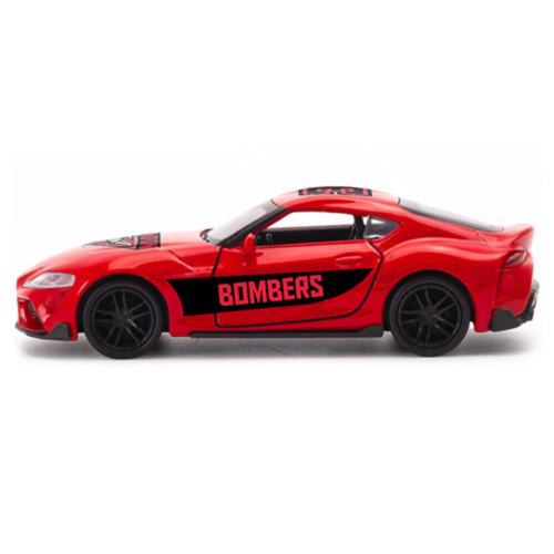 Essendon Toyota Supra Model Car