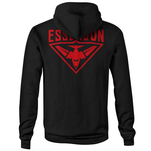 Essendon Mens Big Logo Hoodie