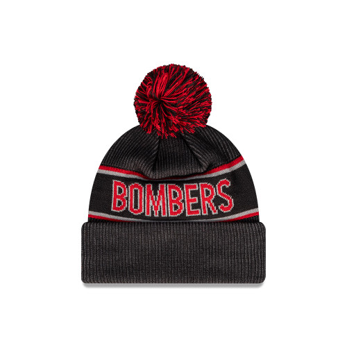 Essendon New Era 2021 Knit Authentic Dart Beanie