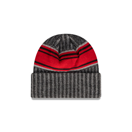 Essendon New Era 2021 Knit Strip Cuff Beanie