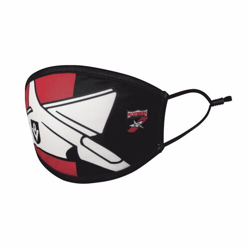 Essendon Adults Face Mask 2 Pack