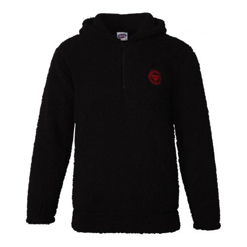 Essendon Mens Sherpa Fleece Jacket