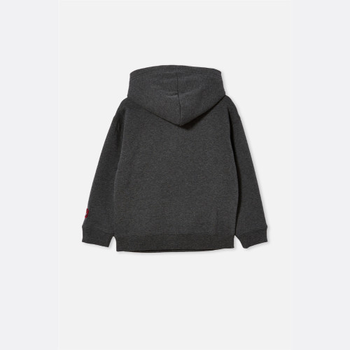 Essendon Cotton:On Kids Embroidered Hoody