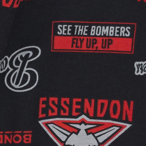 Essendon Bonds Boys 2021 Guyfront Trunk