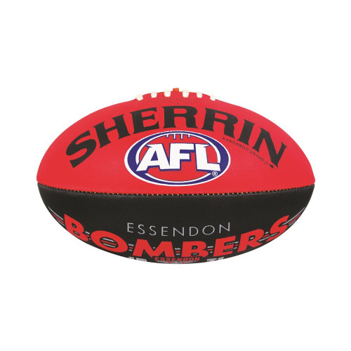 Essendon Synthetic Size 3 Sherrin Football
