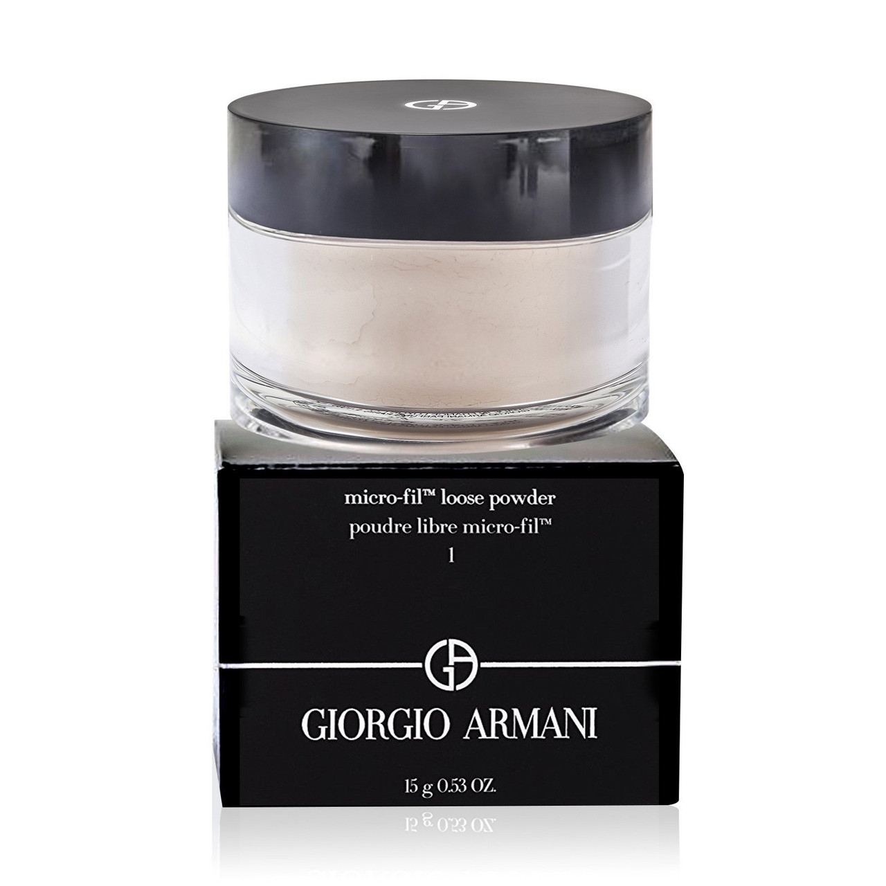 giorgio armani micro fil loose powder