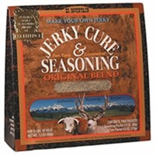 Jerky Cure & Seasoning - Original