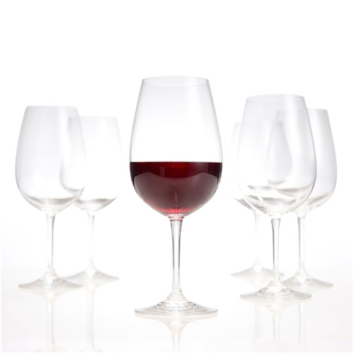 Salut Set Of 6 Wine Glasses