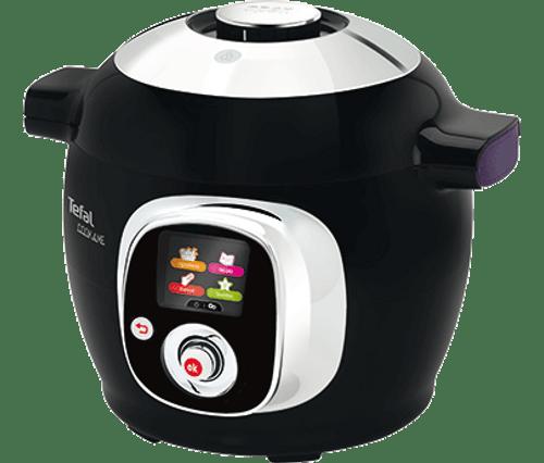 Cook 4 Me Multicooker Black