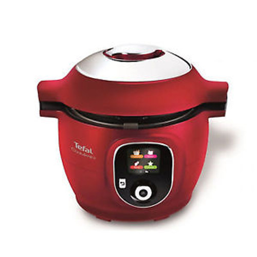 Cook 4 Me Multicooker Red