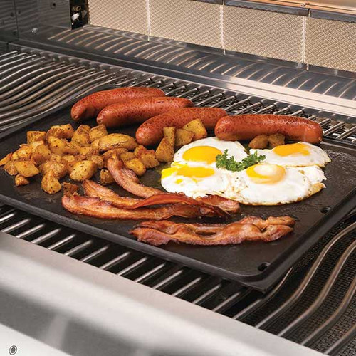 Cast Iron Reversible Griddle Plate