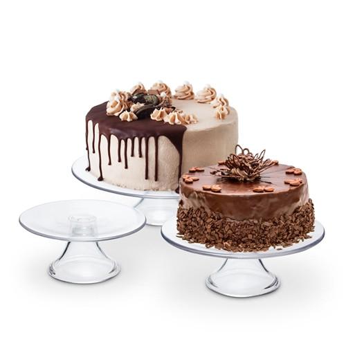 Salut Cake Stand Set Of 3