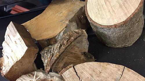 Wood Pecan Wood Chunks Per Kg