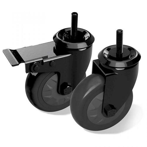 Castor Wheels For Hardwood Tables