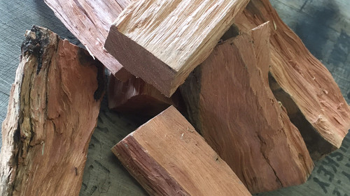 Wood Ironbark Chunks Per 20Kg