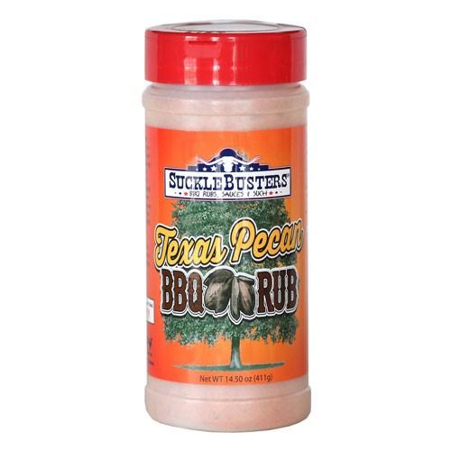 Texas Pecan BBQ Rub