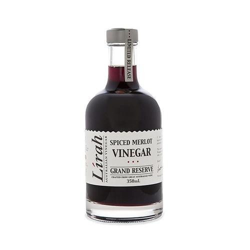 Spiced Merlot Vinegar