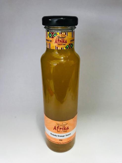 Brandy Orange Sauce