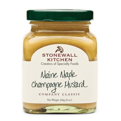 Main Maple Champagne Mustard