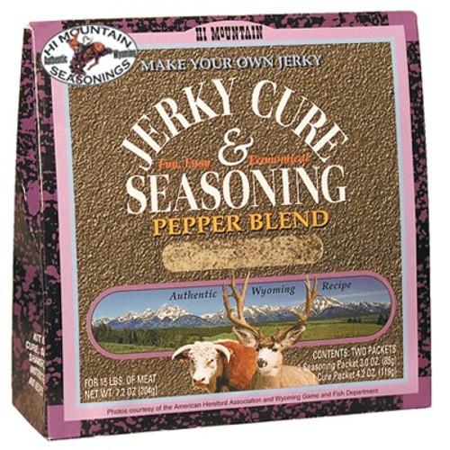 Jerky & Cure Pepper Blend