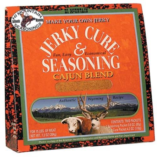 Jerky & Cure Cajun Blend