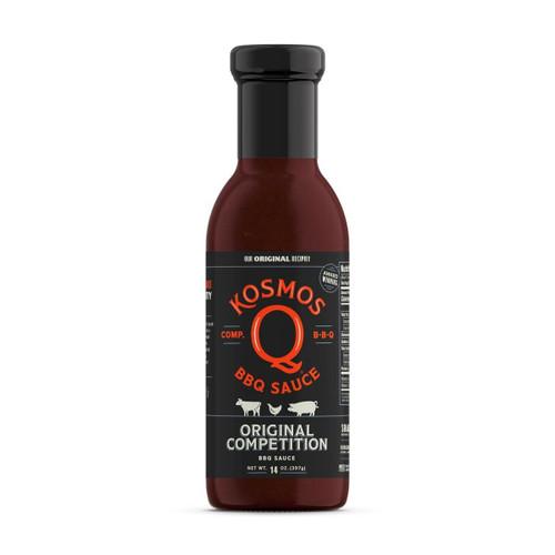 Kosmos Original BBQ Sauce