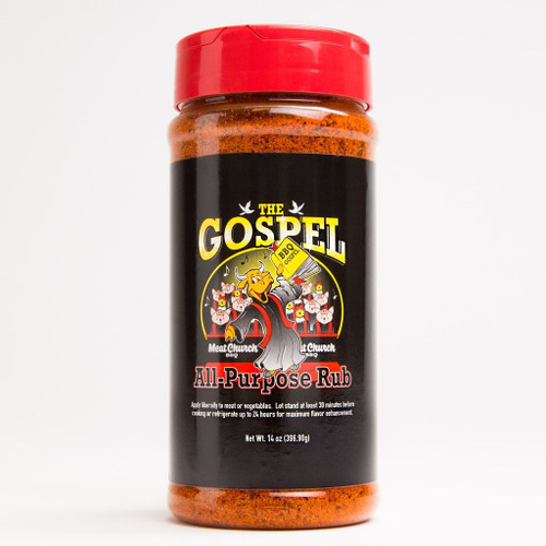 The Gospel All Purpose BBQ Rub