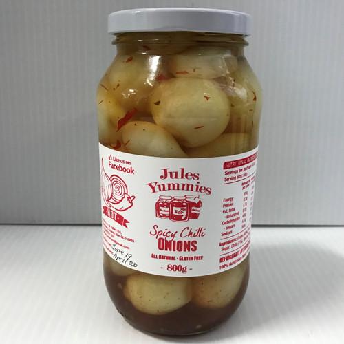 Spicy Chilli Onion