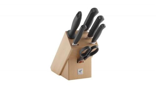 Zwilling 7pc knife set