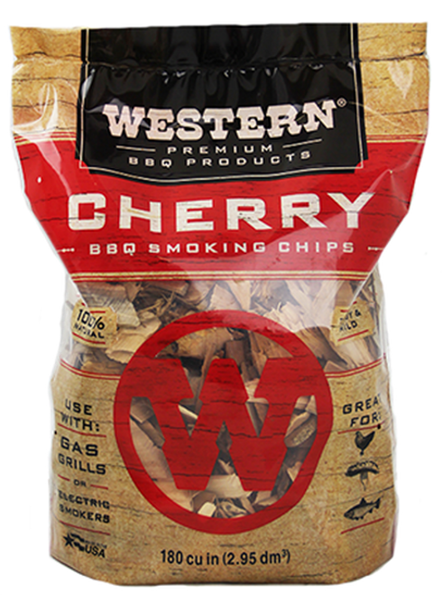 Cherry Wood BBQ Smoking Chips