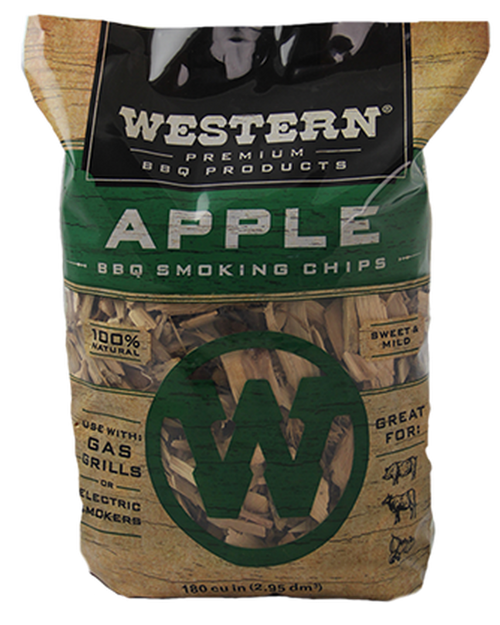 Apple Wood BBQ Smoking Chips