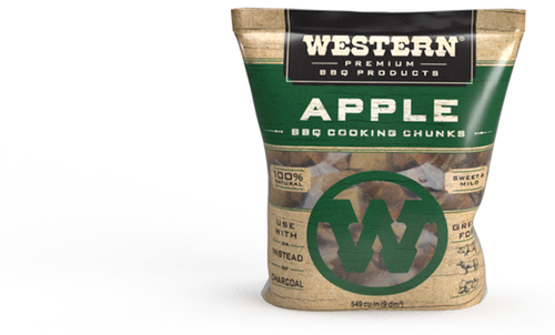 Apple Wood BBQ Cooking Chunks