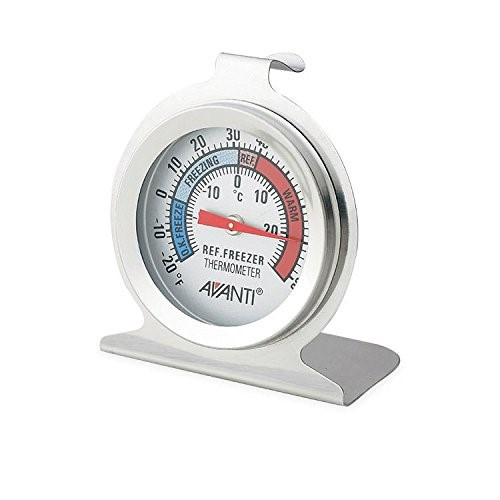 Avanti Fridge/ Freezer Thermometer