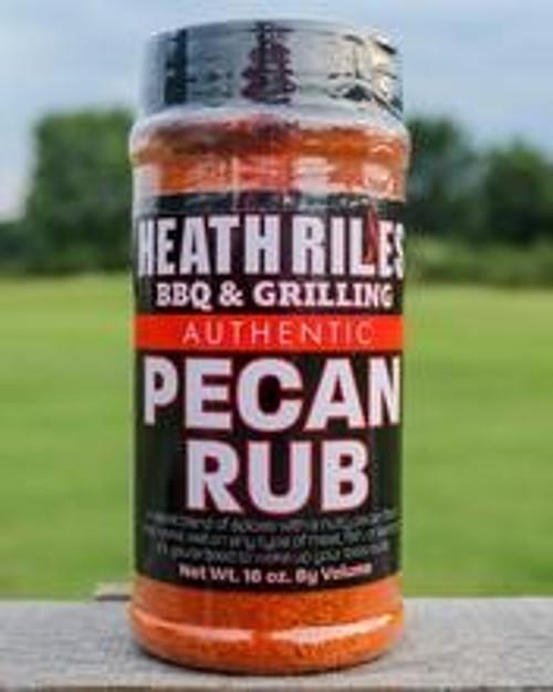 HEATH RILES PECAN RUB