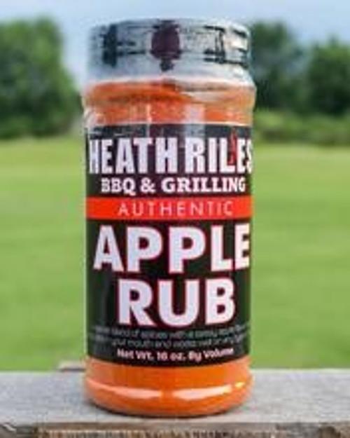 HEATH RILES APPLE RUB