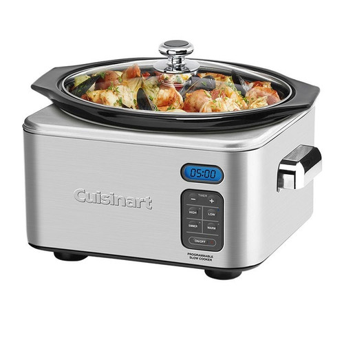 Programmable 6L Slow Cooker
