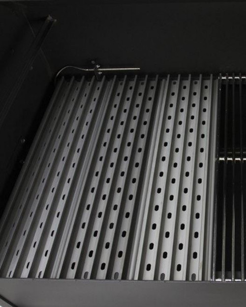 YODER Anodized aluminium grill grate