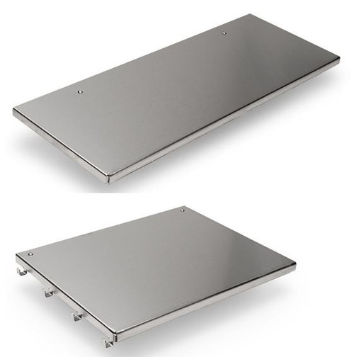 YODER Smokers YS640 Pellet Grill Stainless Shelf Sleeves