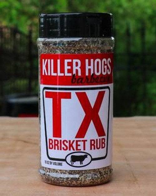 TX BRISKET RUB