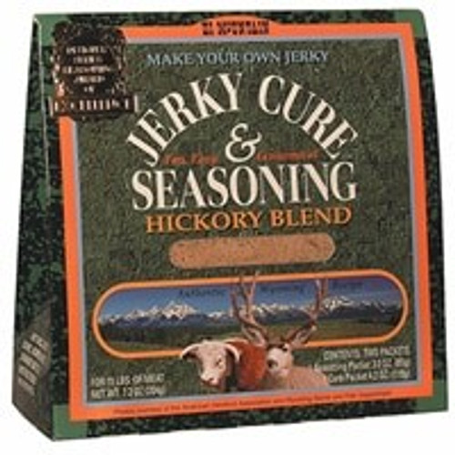 JERKY CURE SEASONING HICKORY