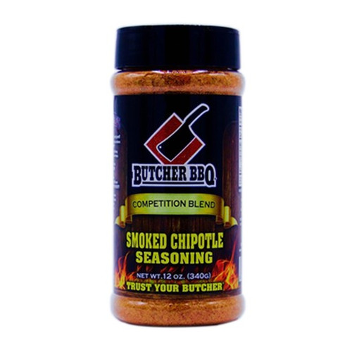 Butcher BBQ Smoked Chipotle Seasoning